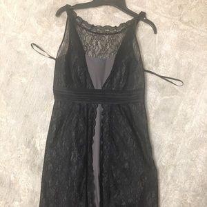 Anthropologie Moulinette Soueurs Lace Dress sz 4